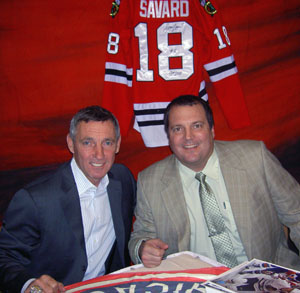 Bobby Auto Racing on Potvin Islanders Denis Savard Blackhawks Al Secord Blackhawks Patrick